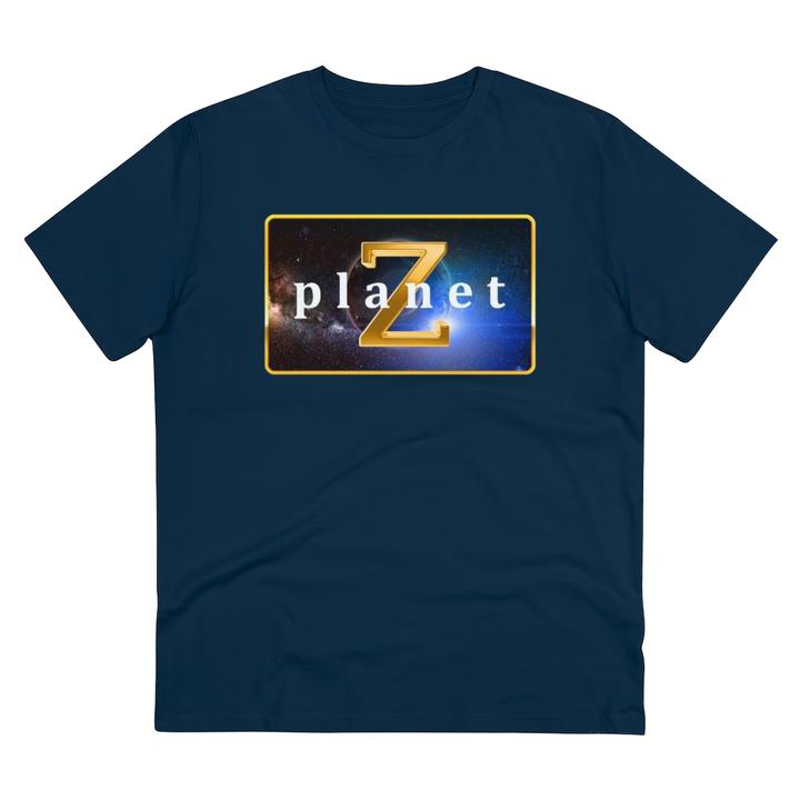 Planet Z - Organic Cotton Unisex T-shirt - Made In Germany